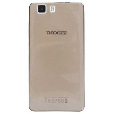 Doogee X5 / X5S silicone case Zwart