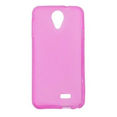 Doogee DG280 silicone case Roze