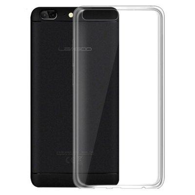 Leagoo T5 silicone case Transparant
