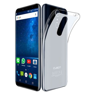 Cubot X18 silicone case Wit