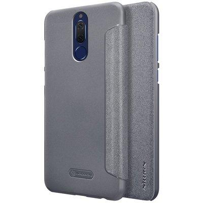 Huawei Mate 10 Lite flip cover Grijs