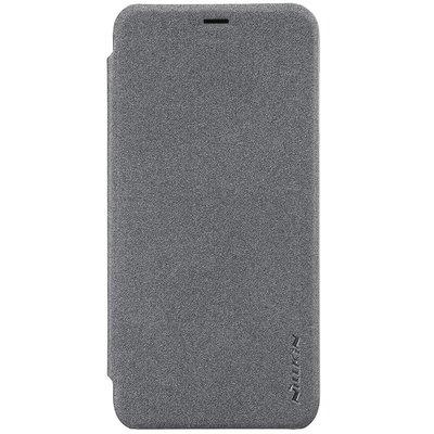 Huawei P Smart flip cover Grijs