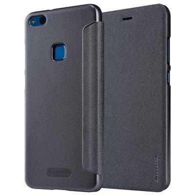 Huawei P10 Lite flip cover Grijs