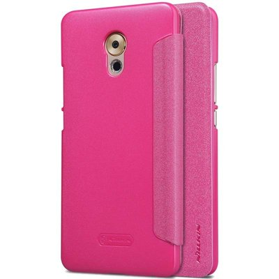Meizu Pro 6 Plus flip cover Roze