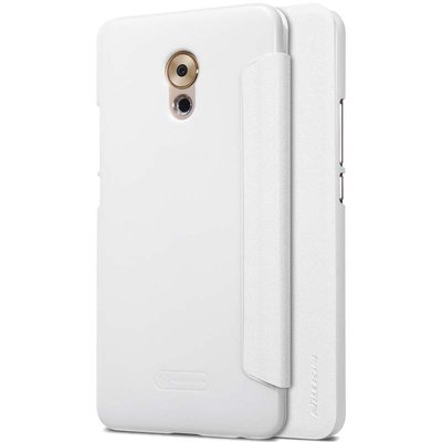Meizu Pro 6 Plus flip cover Wit