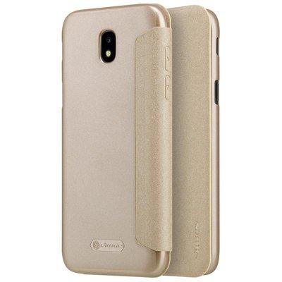 Samsung Galaxy J5 2017 flip cover Goud