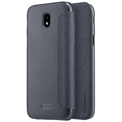 Samsung Galaxy J5 2017 flip cover Grijs