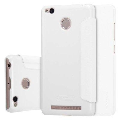 Xiaomi Redmi 3 flip cover Wit