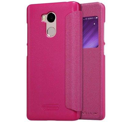 Xiaomi Redmi 4 Pro flip cover Roze