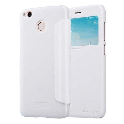 Xiaomi Redmi 4X / Redmi 4X Pro flip cover Wit