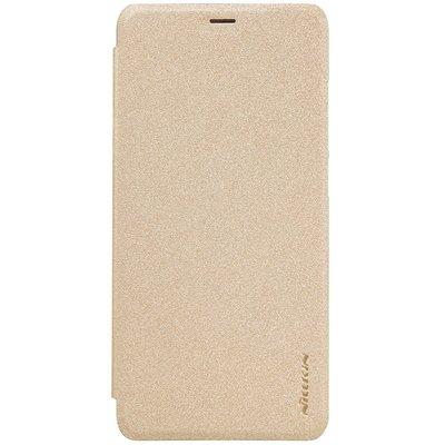 Xiaomi Redmi 5 flip cover Goud