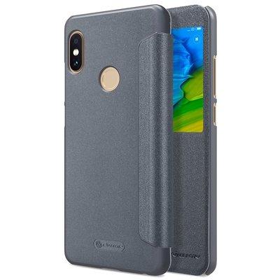 Xiaomi Redmi Note 5 flip cover Grijs