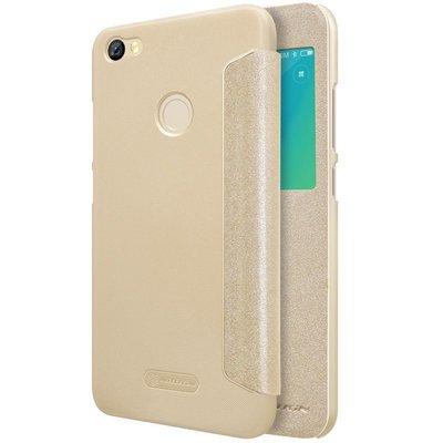 Xiaomi Redmi Note 5A Prime flip cover Goud