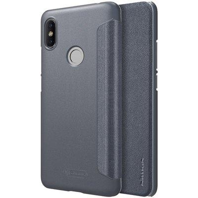Xiaomi Redmi S2 flip cover Grijs