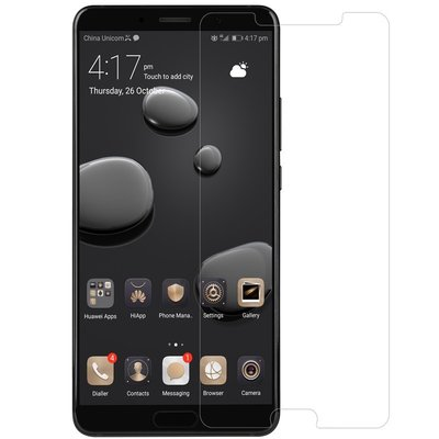 Huawei Mate 10 Tempered Glass screenprotector