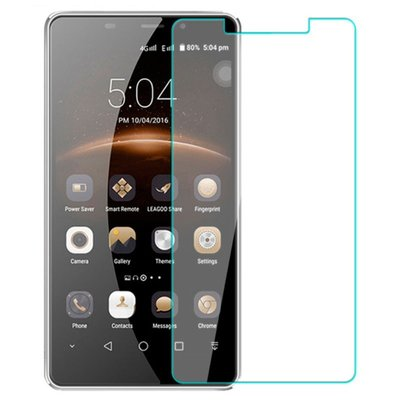 Leagoo Z6 Tempered Glass screenprotector