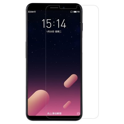 Meizu M6S Tempered Glass screenprotector