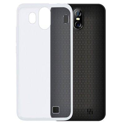 Homtom S16 silicone case Transparant