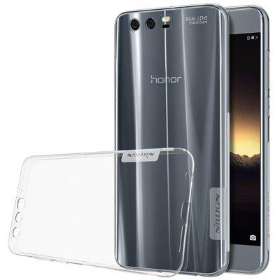 Honor 9 silicone case Transparant