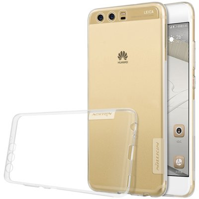 Huawei P10 silicone case Transparant
