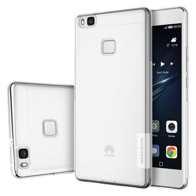 Huawei P9 Lite silicone case Transparant