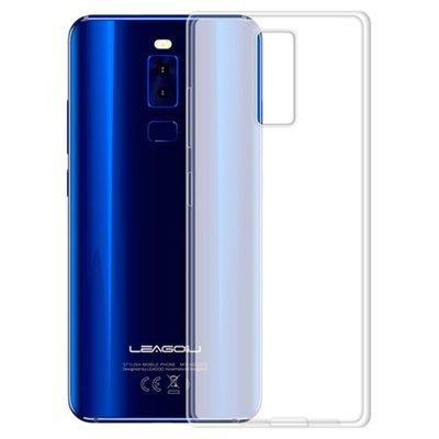 Leagoo S8 silicone case Wit