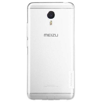 Meizu M3 Note silicone case Transparant