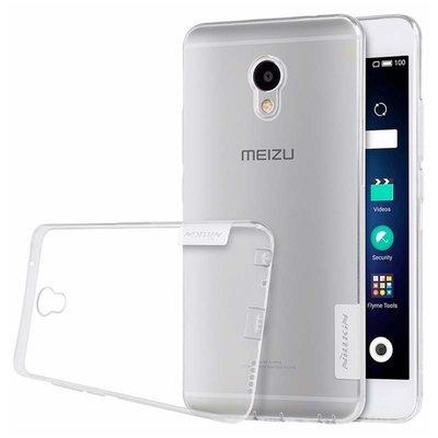 Meizu M3E silicone case Transparant