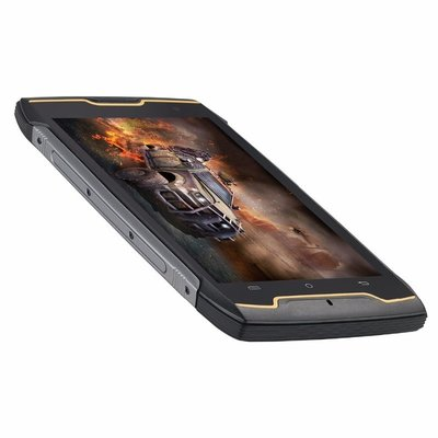 Cubot King Kong 5 inch Android 7.0 Quad Core 4400mAh 2GB/16GB Zwart