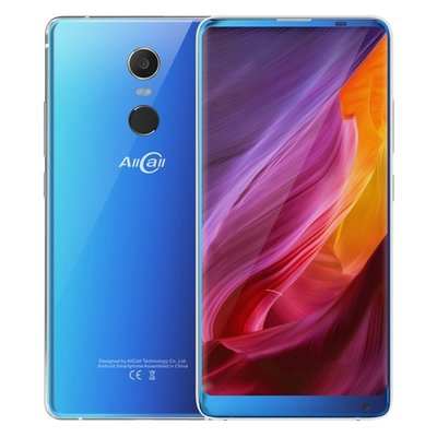 AllCall Mix 2 5,99 inch Android 7.1 Octa Core 3500mAh 6GB/64GB Blauw
