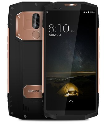 Blackview BV9000 Pro 5,7 inch Android 7.1 Octa Core 4180mAh 6GB/128GB Goud