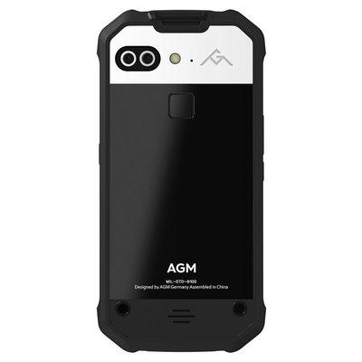 AGM X2 5,5 pouces Android 7.0 Octa Core 6000mAh 6Go/64Go Noir