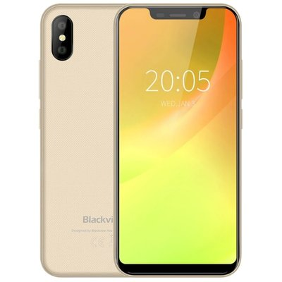 Blackview A30 5,5 inch Android 8.1 Quad Core 2500mAh 2GB/16GB Gold
