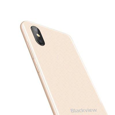 Blackview A30 5,5 pouces Android 8.1 Quad Core 2500mAh 2Go/16Go Or