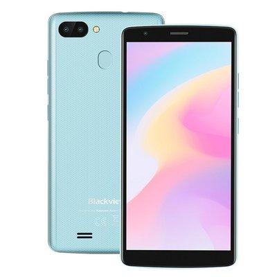 Blackview A20 Pro 5,5 inch Android 8.1 Quad Core 3000mAh 2GB/16GB Blauw