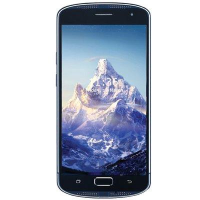 AGM X1 5,5 pouces Android 5.1 Octa Core 5400mAh 4Go/64Go Bleu