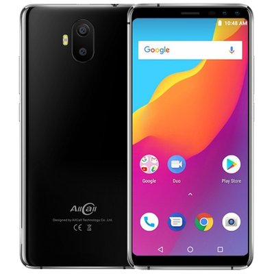 AllCall S1 5,5 inch Android 8.1 Quad Core 5000mAh 2GB/16GB Zwart