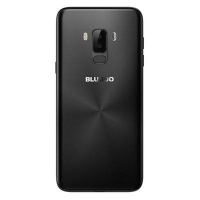 Refurbished Bluboo S8 Plus 6 inch Android 7.0 Octa Core 3600mAh 4GB/64GB Black