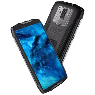 Blackview BV6800 Pro 5,7 inch Android 8.0 Octa Core 6580mAh 4GB/64GB Groen