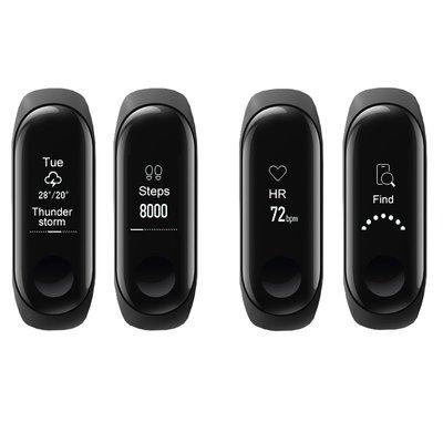 Xiaomi Mi Band 3 Zwart