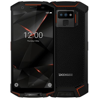 Doogee S70 5,99 inch Android 8.1 Octa Core 5500mAh 6GB/64GB Rood