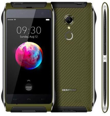 Refurbished Homtom HT20 Pro 4,7 inch Android 6.0 Octa Core 3500mAh 3GB/32GB Green