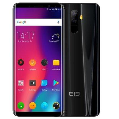 Refurbished Elephone U Pro 5,99 inch Android 8.0 Octa Core 3550mah 6GB/128GB Zwart