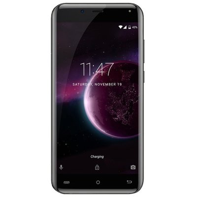 Refurbished Cubot Magic 5 inch Android 7.0 Quad Core 2600mAh 3GB/16GB Zwart