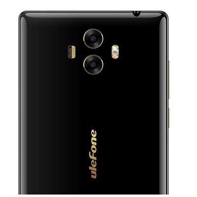 Refurbished Ulefone Mix 5,5 inch Android 7.0 Octa Core 3300mAh 4GB/64GB Zwart