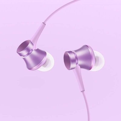 Xiaomi Mi In-Ear Headphones Basic Paars