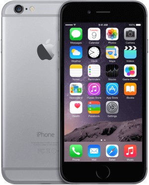 Apple iPhone 6 32Go Gris