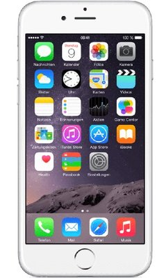 Apple iPhone 6 32Go Argent