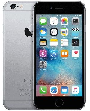 Apple iPhone 6S Plus 16Go Gris