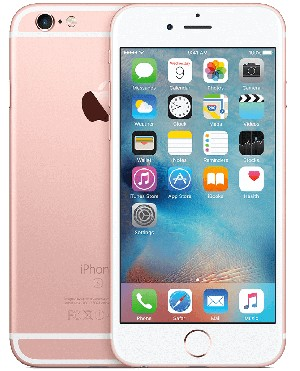 Apple iPhone 6S 16Go Rose